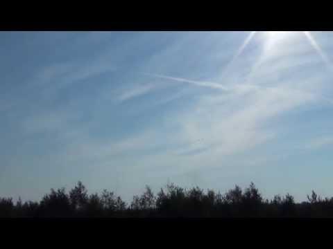 F-22 Raptor pierwszy raz w Łasku