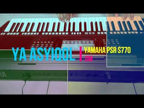 Ya Asyiqol Musthofa - Yamaha PSR S770