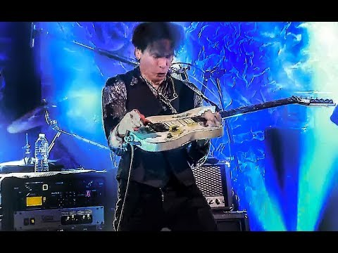 "Steve Vai - Incredible ""Tender Surrender"" - New York 2016"