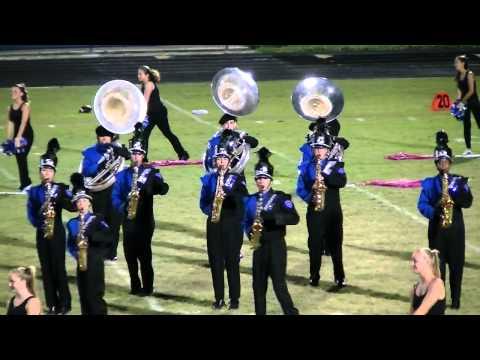 Cupid Shuffle Park Vista Marching Band