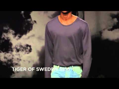 Tiger Of Sweden SS16 At London Collections Men