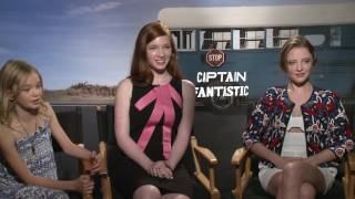 "CAPTAIN FANTASTIC: Samantha Isler, Annalise Basso & Shree Crooks Sing ""Sweet Child O'Mine"""