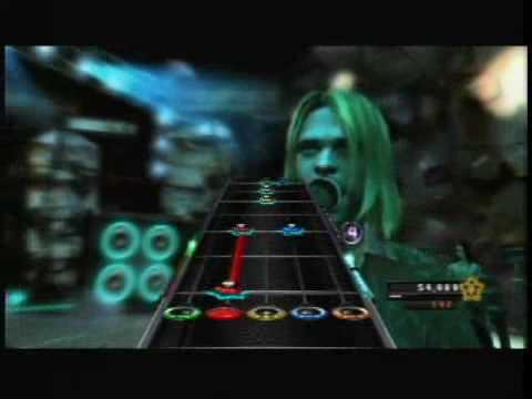 "Guitar Hero 5: Nirvana - ""Lithium (Live)"""
