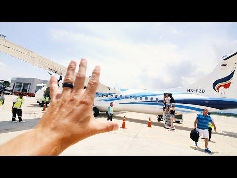 Travel Vlog Thailand : Fastest way to Koh Phi Phi