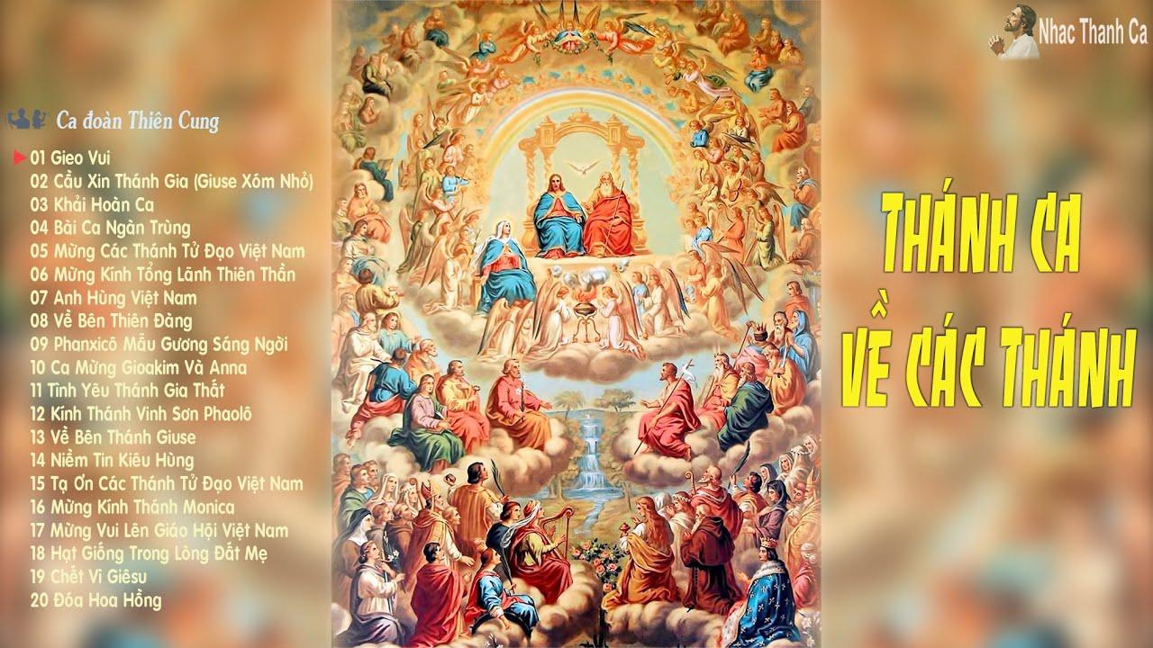 Thánh Ca Về Các Thánh