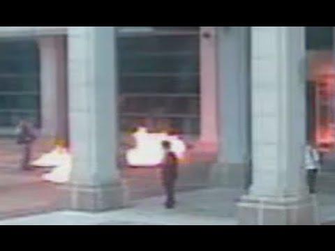 울산시청서 분신 시도한 주민단체 대표 구속