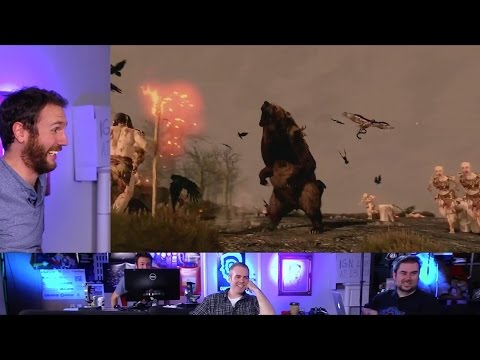 Giant Bomb Talks Over Sony's Paris Games Week Press Conference