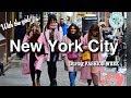 NEW YORK CITY ♥ with the girls: NYFW + SoHo+ Pietro Lolita + Little Italy +  Murales y +