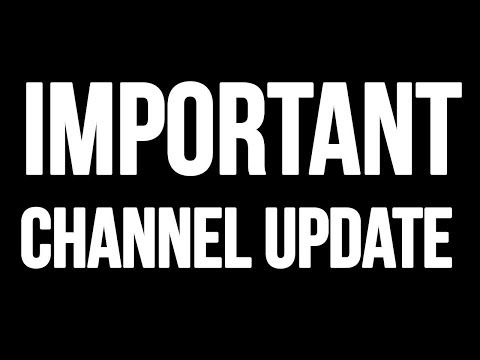CHANNEL UPDATE (New Clan, TheReTrex and Hurricane Irma)