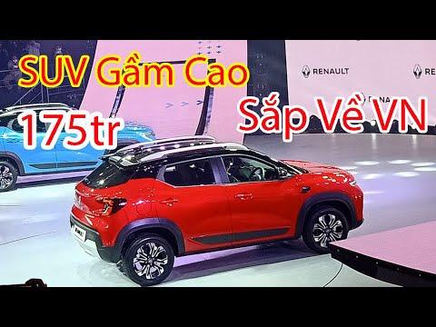 Mẫu SUV gầm cao giá từ 175 triệu sắp về Việt Nam gây 'bão' trong năm 2021 | XẾ ƠI TV