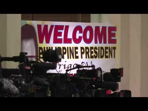 Duterte praises China on Beijing visit