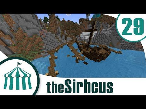 "The Sirhcus | Ep. 29 | ""Second Ship"" | Vanilla Minecraft"