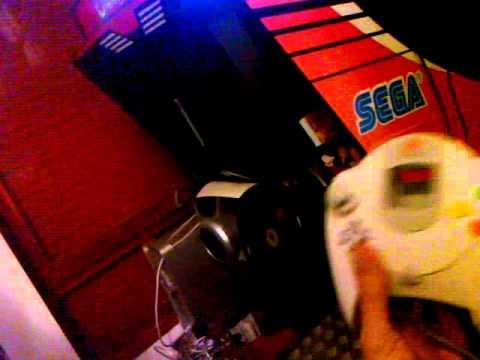 TEST DreamCast KARAOKE for Philip S. (UK) 1 - TEST CD LENS