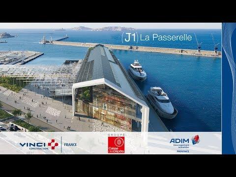 J1 LA PASSERELLE -   video