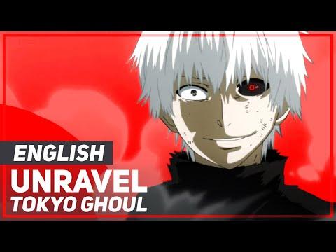 "Tokyo Ghoul - ""Unravel"" (Rock Version)   ENGLISH Ver   AmaLee"
