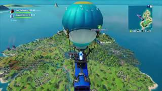 Fortnite Playing with Random People