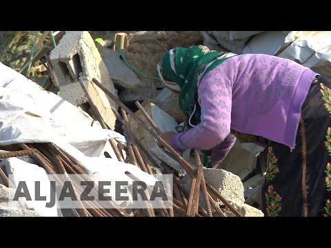 Deaths In Israeli Demolition Of Palestinian Bedouin Homes