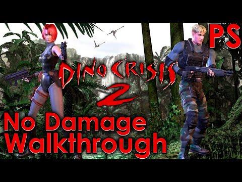 Dino Crisis 2 Walkthrough