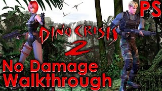 Dino Crisis 2 Walkthrough