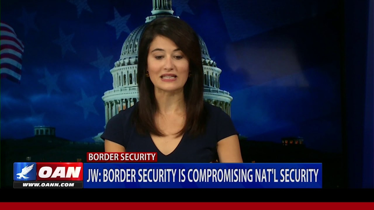 OAN Judicial Watch: Border security is compromising national security