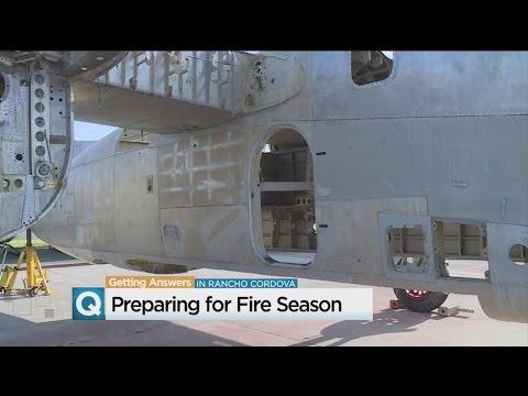 Cal Fire Rebuilding Newest Member Of Its Fleet After Deadly Crash