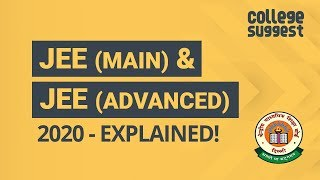 JEE Mains 2020 NTA New Pattern Explained