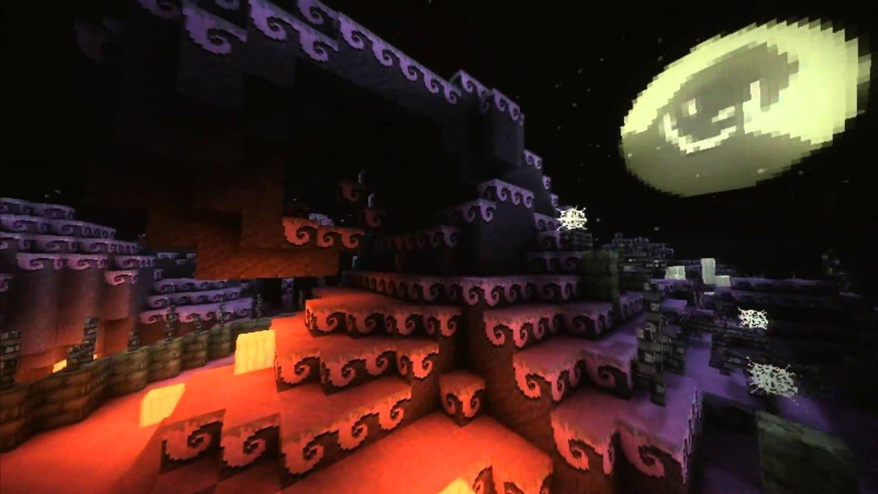 Minecraft Disneys Nightmare Before Christmas  Halloween Town  YouTube