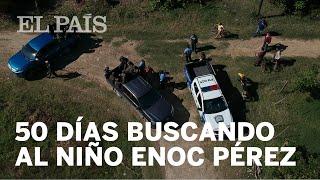 VIOLENCIA | El niño ENOC PÉREZ desaparece en #HONDURAS y su familia es ASESINADA