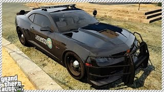 Online Funny Police Server Role-Play (GTA 5 Role-Play Server Gameplay)