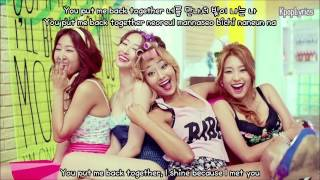 Watch Sistar Sunshine video