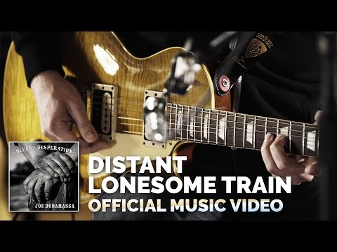 "Joe Bonamassa - ""Distant Lonesome Train"" - Official Music Video"