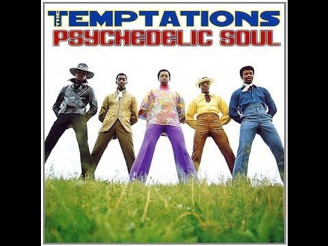 The Temptations  Psychedelic Shack Extended Version