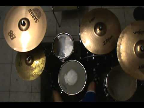 Alesana - 04. Alchemy Sounded Good At The Time (Drum Cover) by Heri