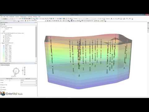 EnterVol Geology Stratigraphic Models Training Video