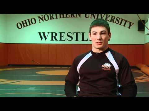 NCAA On Campus - Ohio Northern University, Wrestling