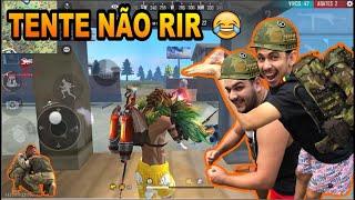 THEUZ O MVP PAPADOR DE KILL 😡🔥 VAMOS RIR PRA NÃO CHORAR 😡😂 FREE FIRE