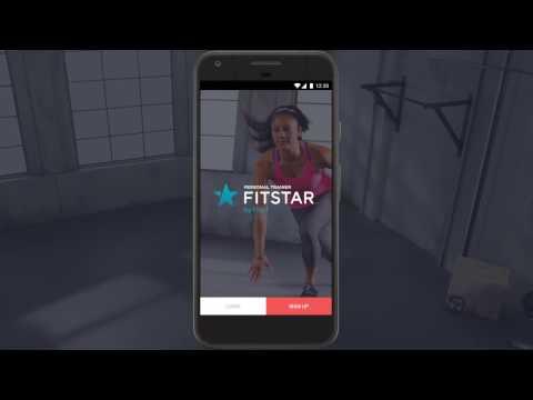 New Fitstar Personal Trainer Walk-Through