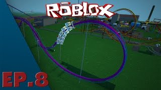Roblox-Episódio 8 | Theme Park Tycoon 2-Banshee/FR
