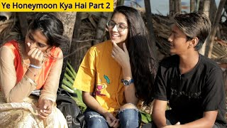 SRK Saying Ye Suhagraat Kya Hai | Honeymoon Kya Hai Part 2 | Oye It