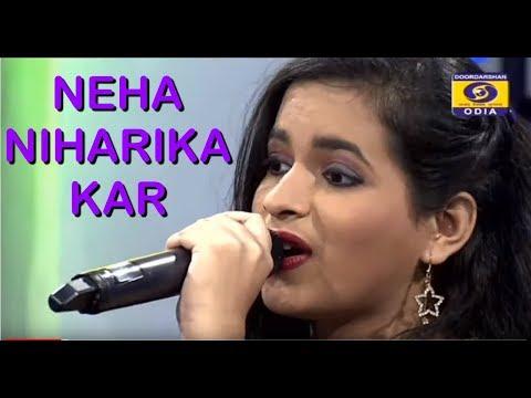 ଗାୟିକା ନେହା ନିହାରିକା କର ହେଲୋ ଓଡ଼ିଶାରେ || NEHA NIHARIKA KAR (Singer) in  HELLO ODISHA
