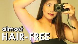 ALMOST HAIR FREE (May 11-14, 2016) - saytioco