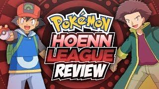 Pokémon Hoenn League | Review