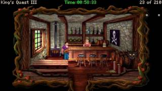 Let's Play King's Quest III Redux: To Heir is Human (AGD Interactive Remake), Part 6