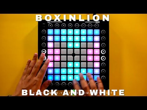 BOXINLION - Black and White (feat. MJ Ultra) // Launchpad Performance Mp3