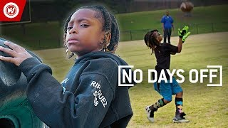 8 Year Old Football Prodigy | Jaylen Huff Highlights