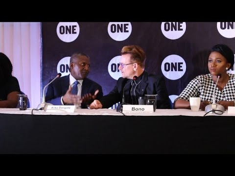 Bono veut aider les victimes de Boko Haram