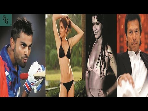Cricketers Love Affairs - Bollywood Actress | Top 20 Love Affairs Of Bollywood Actresses And Cricke