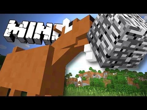 СЪЕШЬ БЕДРОК - Minecraft (Обзор Мода)