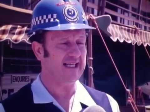 NBN Footage - Police Stories 1978 To 1980
