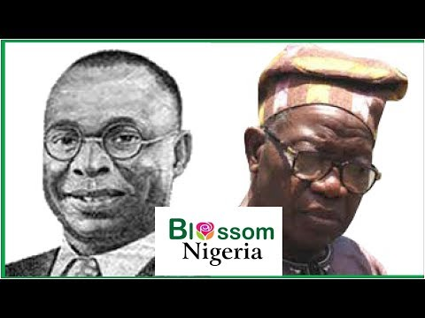 BlossomNigeria Episode 3 - Celebrating Two Icons for Free Education in Nigeria